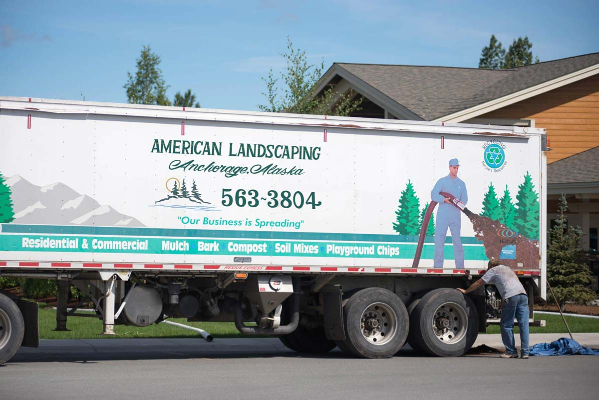 American Landscaping Anchorage - trailer photo